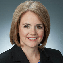 Kristie Grinnell, CIO and vice president of information technology at General Dynamics Information Technology