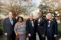 Louisiana State University Alumni Association Hall of Distinction 2016 inductees