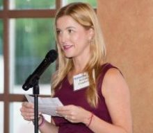 Kristin Cuadros of Attain Speaks on Behalf of the WashingtonExec EA Committee at Annual Congressional Country Club Event