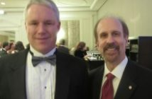 Tim Hurlebaus, CGI Federal, and Greg Baroni, Attain