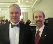 Tim Hurlebaus, CGI Federal, and Greg Baroni, Attain
