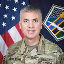 LTG Paul Nakasone, Commanding General, U.S. Army Cyber Command and Second Army