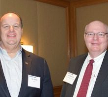 Sid Fuchs, MacB; Ed Swallow, Aerospace Corporation