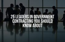 25 Leaders in Government Contracting You Should Know About | Read on WashingtonExec
