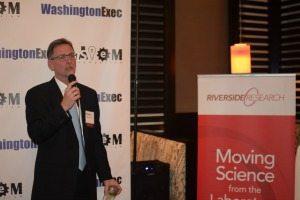 Steve Omick, Riverside Research