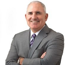 Tim Conway, president of NTT DATA's public sector business
