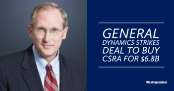 General Dynamics Strikes Deal to Buy CSRA for $6.8B