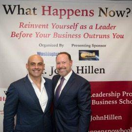 Julian Setian and Dr. John Hillen