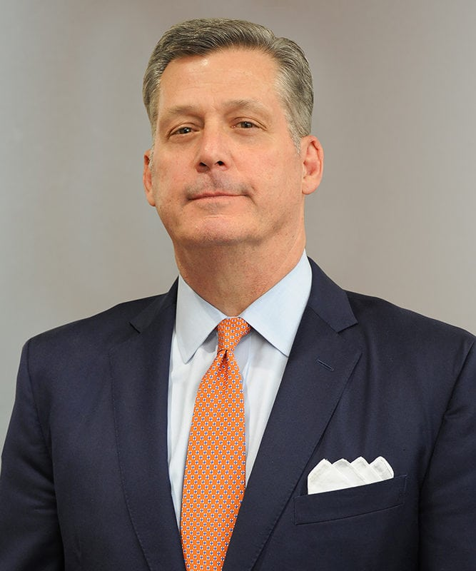 Mac Curtis, president and chief executive officer, Perspecta
