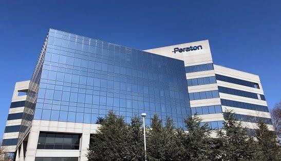 Peraton offices in Herndon, Va.
