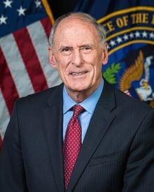Dan Coats, Director of National Intelligence