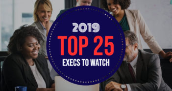 WashingtonExec Top 25 Execs to Watch in 2019