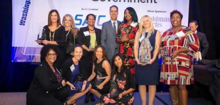 2018 Pinnacle Awards: EA of the Year ASRC Federal's Patrice Johnson