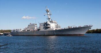 Raytheon Wins $402M Navy Deal for SPY-6 Radars