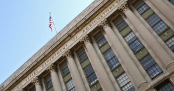 The Agriculture Department building in Washington, D.C. Image: Art Wager/iStock