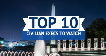 Top 10 Civilian Execs to Watch