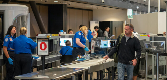Leidos Lands $470.7M TSA Contract for Screening Equipment Services