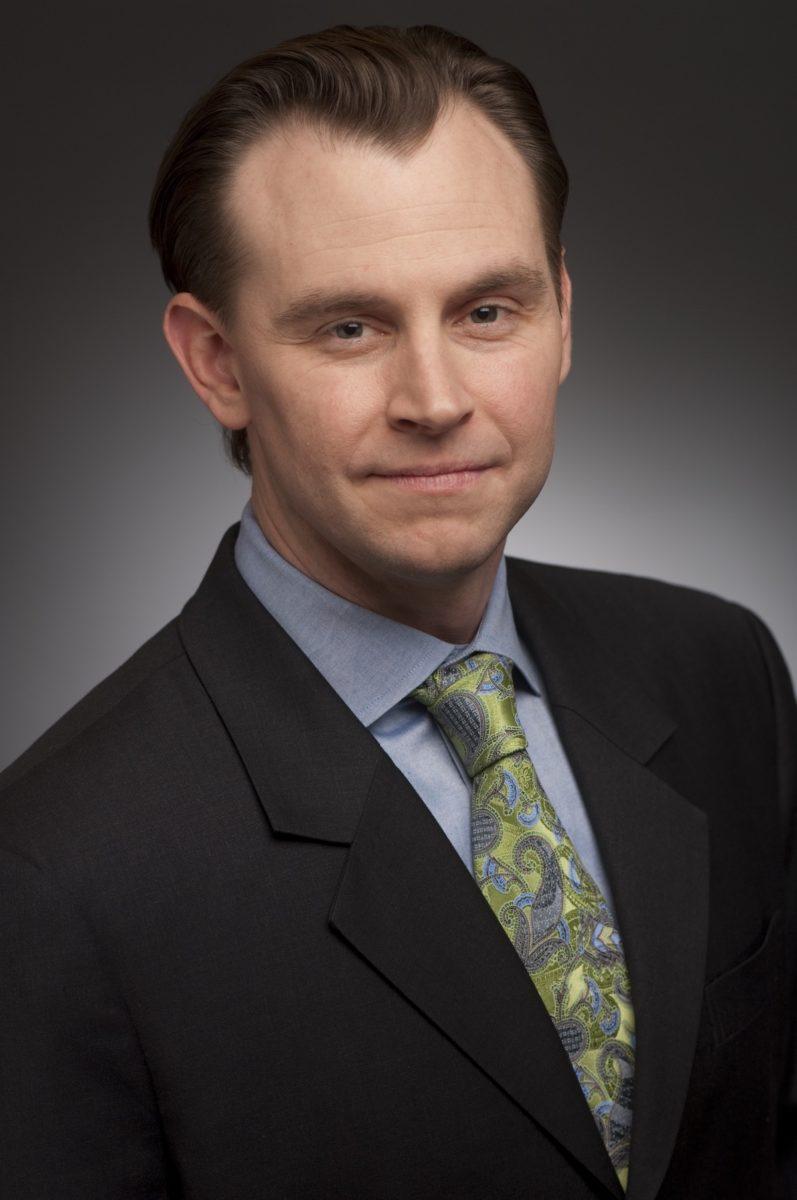 Chris Bjornson, Accenture