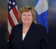 Eileen Vidrine, Air Force