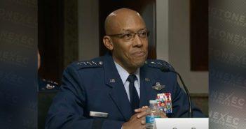 "Gen. Charles ""CQ"" Brown"