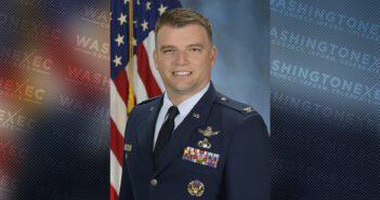 Col. Bobby King, USAF