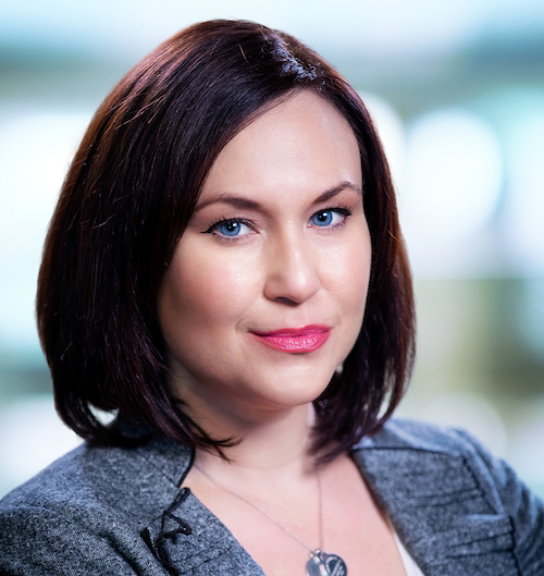 Jessica Kinninger, Executive Assistant, Chief Digital Officer and Chief Technology & Strategy Officer, LMI