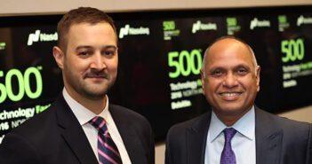Satya Akula and Bill Schaefer, Amyx, Inc