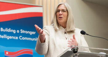 Sue Gordon Speaking