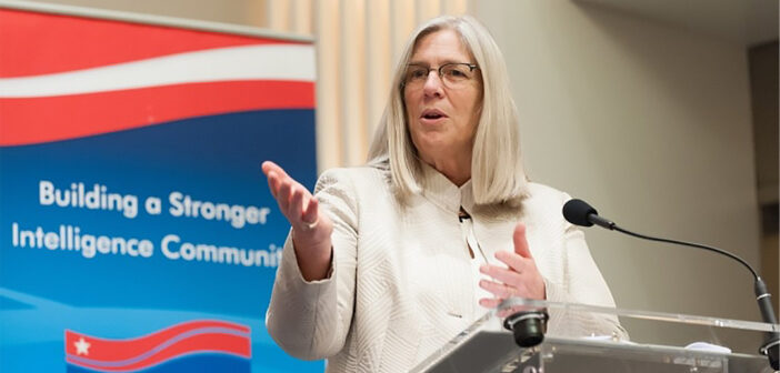 Sue Gordon to be Recognized with INSA 2021 William Oliver Baker Award