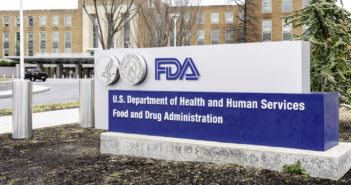Washington, D.C., USA- January 13, 2020: FDA Sign at its headquarters in Washington DC. The Food and Drug Administration (FDA or USFDA) is a federal agency of the USA. Image: JHVEPhoto/iStock