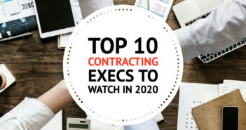 Top 10 Contracting Execs to Watch in 2020- 8