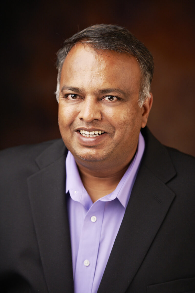 Sandeep Shilawat, Vice President, Cloud and Edge Computing, Mantech