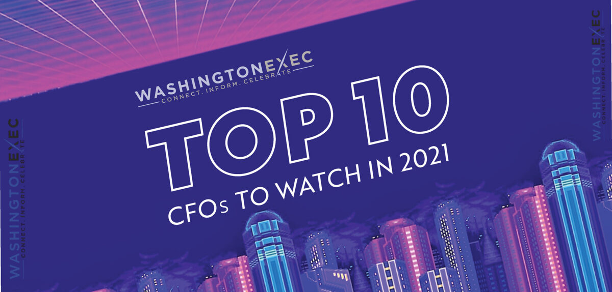 Top 10 CFOs to Watch in 2021