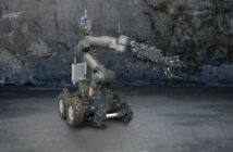 Andros & Spartan Unmanned Ground Vehicle System. Image: Peraton