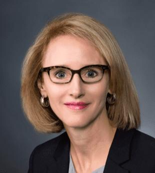 Bridget Lauderdale, vice president and general manager of aeronautics operations at Lockheed Martin