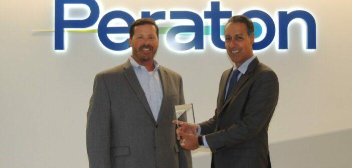 2021 Chief Officer Award Winner: Chief Legal Counsel Jim Winner, Peraton