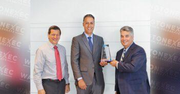 2021 Chief Officer Award Winner- Public Company CIO Chris Sullivan, Serco Inc