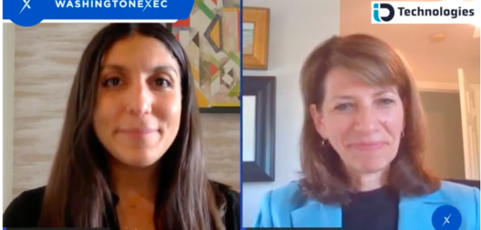 WATCH: ID Technologies' Denise Sisson Breaks Down Commercial Solutions for Classified